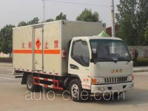 Runli Auto SCS5040XQYHFC explosives transport truck