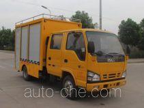 润知星牌SCS5040XZMQL型抢险救援照明车