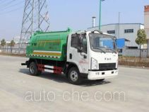 Runli Auto SCS5041GQWCAL sewer flusher and suction truck