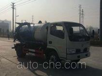 Runli Auto SCS5041GXWE5 sewage suction truck
