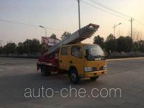 Runli Auto SCS5041JGKEQ aerial work platform truck