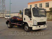 润知星牌SCS5041ZXXCAL型车厢可卸式垃圾车