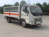 Runli Auto SCS5042TQPBJ5 gas cylinder transport truck