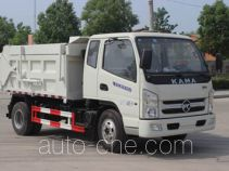 Runli Auto SCS5042ZDJKMC docking garbage compactor truck