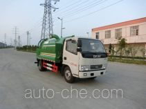 Runli Auto SCS5043GQWE5 sewer flusher and suction truck