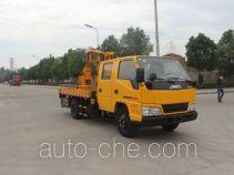 Runli Auto SCS5060TQXJX guardrail and fence repair truck