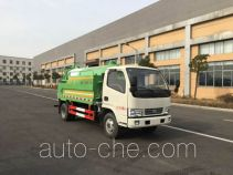 Runli Auto SCS5070GQWEV sewer flusher and suction truck