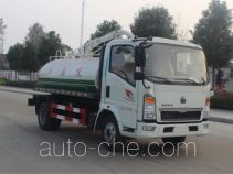 Runli Auto SCS5070GXEZZ suction truck