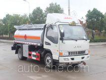润知星牌SCS5070GYYHFC型运油车