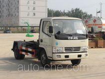 润知星牌SCS5070ZXXD型车厢可卸式垃圾车