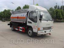 Runli Auto SCS5071GRYHFC flammable liquid tank truck