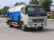Runli Auto SCS5080GQWE5 sewer flusher and suction truck