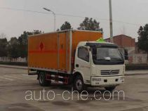 Runli Auto SCS5110XYNEV fireworks and firecrackers transport truck
