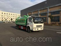 Runli Auto SCS5111GQWE5 sewer flusher and suction truck