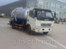 Runli Auto SCS5112GXWE5 sewage suction truck