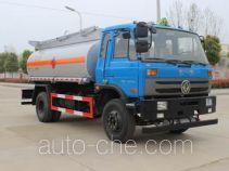 Runli Auto SCS5160GRYE flammable liquid tank truck
