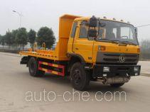 润知星牌SCS5160TLB型铝水包运输车