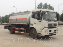 Runli Auto SCS5161GRYD flammable liquid tank truck