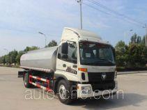 Runli Auto SCS5164TGYBJ oilfield fluids tank truck
