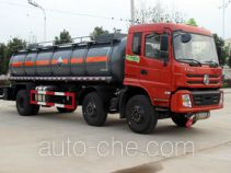 Runli Auto SCS5250GFW corrosive substance transport tank truck