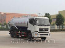 Runli Auto SCS5252GXWD5 sewage suction truck