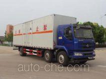 Runli Auto SCS5250XZWLZ dangerous goods transport van truck