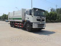 Runli Auto SCS5250ZDJEQ docking garbage compactor truck