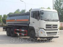 Runli Auto SCS5251GFWD corrosive substance transport tank truck
