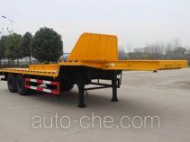 Runli Auto SCS9350TTS molten iron trailer