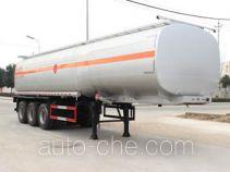 润知星牌SCS9401GRY型易燃液体罐式运输半挂车