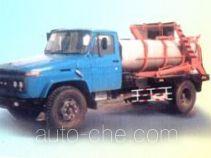 强泉牌SCX5090ZWX型污泥自卸车
