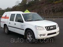 Yuanda SCZ5020TQP4 gas cylinder transport truck