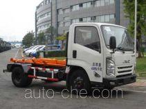 远达牌SCZ5040ZXX型车厢可卸式垃圾车