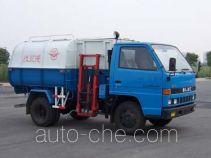 远达牌SCZ5040ZZZ型自装卸式垃圾车
