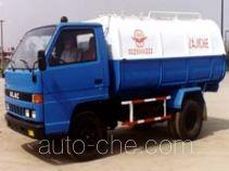 远达牌SCZ5041ZZZ型自装卸式垃圾车
