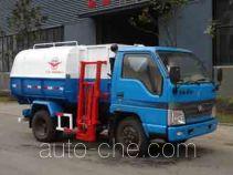 远达牌SCZ5050ZZZ型自装卸式垃圾车