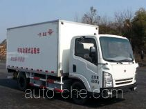 Yuanda SCZ5060XXYBEV electric cargo van