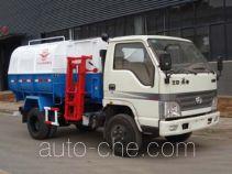 远达牌SCZ5060ZZZ型自装卸式垃圾车