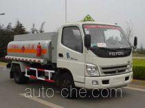 Yuanda SCZ5062GJY fuel tank truck