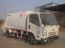 Yuanda SCZ5073ZYS garbage compactor truck