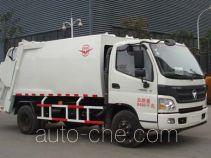Yuanda SCZ5080ZYS garbage compactor truck