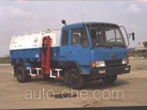 远达牌SCZ5080ZZZ型自装卸式垃圾车