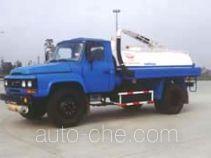 Yuanda SCZ5091GXEEQ suction truck