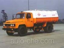 远达牌SCZ5091ZZZEQ型自装卸式垃圾车