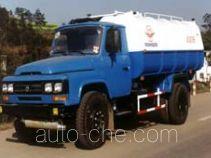 远达牌SCZ5092ZZZEQ型自装卸式垃圾车