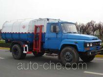 远达牌SCZ5094ZZZ型自装卸式垃圾车