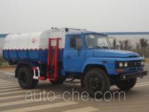 远达牌SCZ5101ZZZ型自装卸式垃圾车