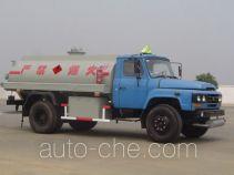 Yuanda SCZ5106GJY fuel tank truck