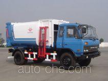 远达牌SCZ5121ZZZ型自装卸式垃圾车