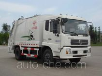 Yuanda SCZ5123ZYS garbage compactor truck